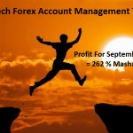 Forex Account Management In Pakistan Trading Results For The Month Of September 2019 By ForexGuru.Pk And DigiTech.Com.Pk